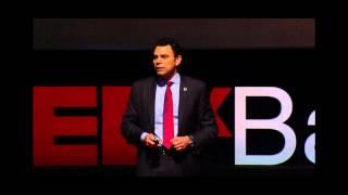 Building faces, rebuilding lives: Eduardo Rodriguez at TEDxBaltimore 2013