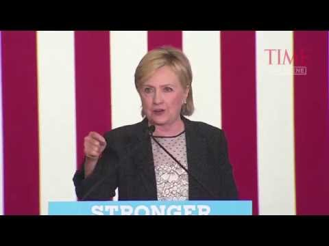 Watch Key Moments from Hillary Clinton's Economic Agenda Speech | Fortune