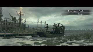 Resident Evil 5 HD Chapter 3-1 (Start) The Marshlands & Wetlands Majini & Duvalia P17