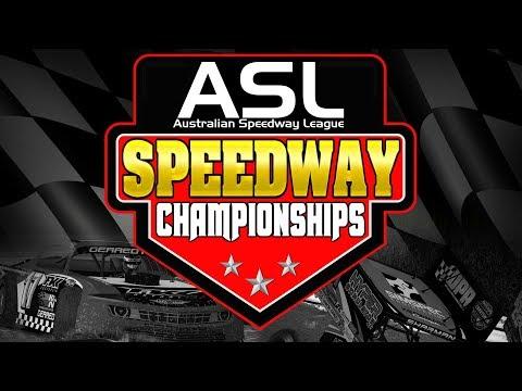 Australian Speedway League - Speedway Championships 2018 - Rd4 Knoxville Raceway