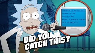 RICK AND MORTY: 28 Best Hidden References You Missed In Season 2
