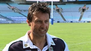 One on One with Laurie Daley