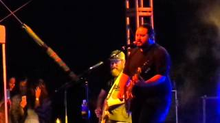 Iration:  Hotting Up - Reggae Fest - Del Mar, CA - 11/21/2015