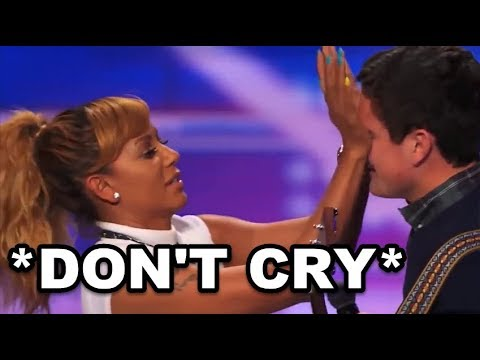 EMOTIONAL Cleaner, Dead Brother & 'Little Sister' Made JUDGES CRY - X Factor Got Talent