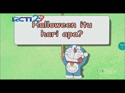 Doraemon Bahasa Indonesia Terbaru 26 Agustus 2018 Halloween itu hari apa