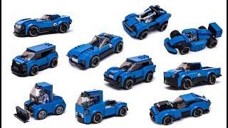 LEGO 75891 Chevrolet 10 alternative build models