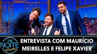 Entrevista com Maurício Meirelles e Felipe Xavier  | The Noite (14/11/19)