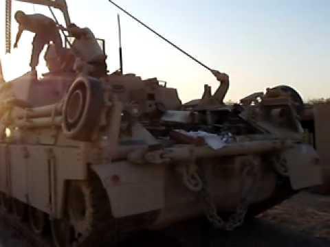 M88 Recovery Tank Rev-up