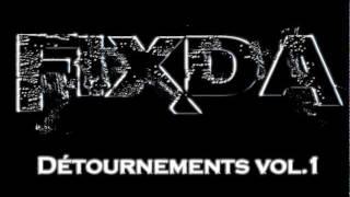 Fixda - Seul Le Ciel Est La Limite ft. 10iP & Hook [Michigang] (Young Jeezy - Air Forces Remix)