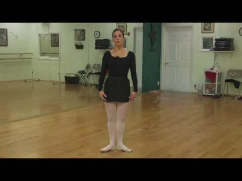 Consider, what ballerina giving ballet slipper footjob