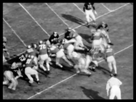 Army Notre Dame Football Game 1947
