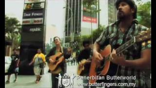 Butterfingers-Bebas (VideoRasmi/OfficialVideo)