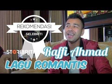 5 Lagu Romantis Ala Raffi Ahmad