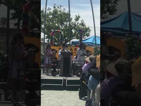 Pajaro middle school Toños speech