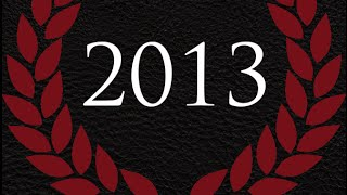 Top 10 Films of 2013