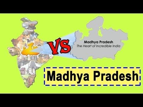 Madhya Pradesh vs Rest of India