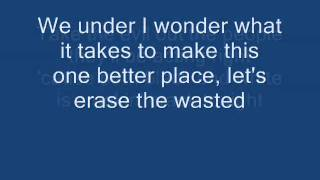 2Pac - Changes (lyrics)