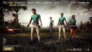PUBG Team Panda - 4 Panda TV t-shirts!!!