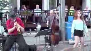 "Patrick Tevlin New Orleans Rhythm: ""bread & Gravy"", Beaches Int'l Jazz Fest, Toronto"