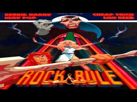 Rock & Rule Soundtrack 02 Angel's Song