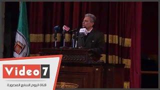 جابر نصار: فاروق الباز يمثل الإنسان المصرى البسيط