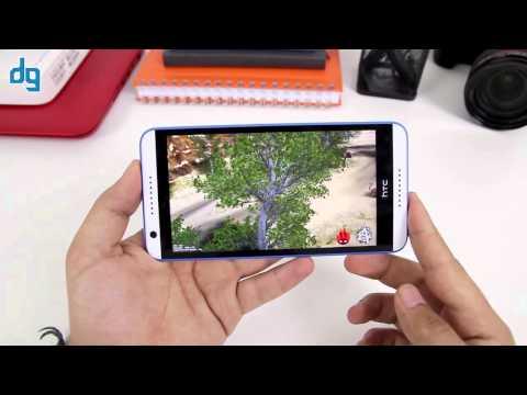 HTC Desire 820 inceleme