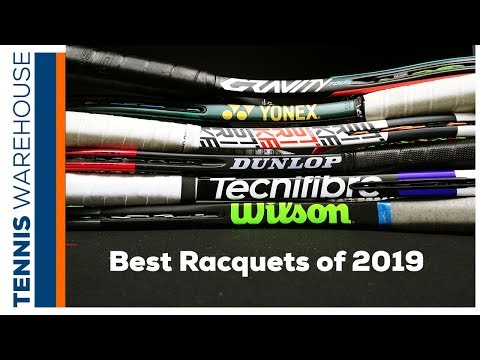 The Best Tennis Racquets 2019 (top 10)!  🙌🎾