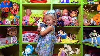 видео Игрушки для девочек - 2 года