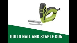 6202022 GUILD NAIL AND STAPLE GUN