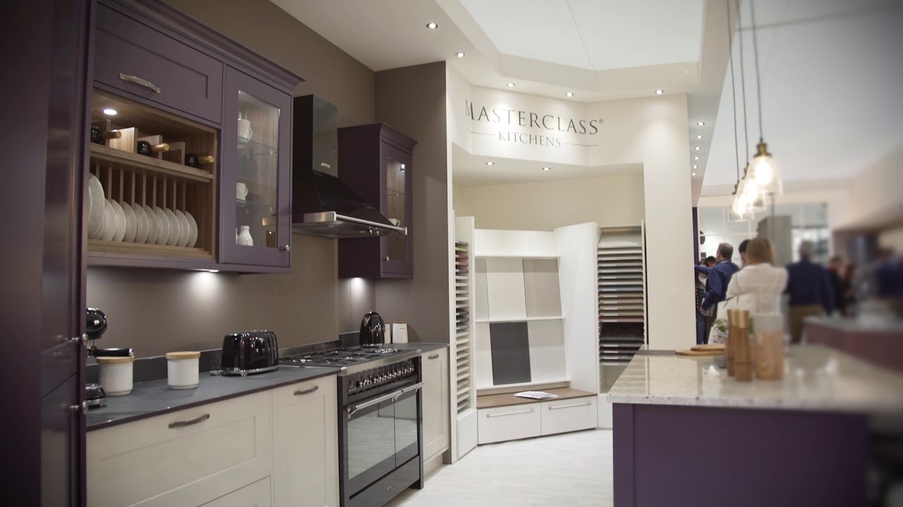 Masterclass Kitchens at KBB 2018 The Classic Lifestyle - YouTube