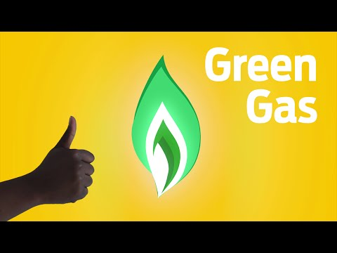 The Story of Half: cut your carbon footprint with Good Energy's Green Gas