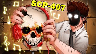 SCP-407 The Song of Genesis (SCP Animation)