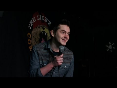 Sean Verey First Time Stand Up December 2012