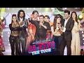 Salman Khan's ROCKING STAGE PERFORMANCE @ DA-BANG Tour | Jacqueline, Elli Avram