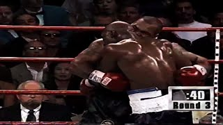 "Evander ""The Real Deal"" Holyfield vs ""Iron"" Mike Tyson- 1997 (Highlights)"