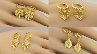 Beautiful Earring    Hoop Design Collection With Weight
