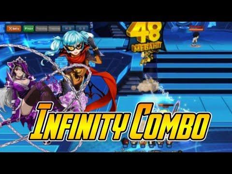 lost saga indonesia infinity combo #2 Mutant,Chain Magician