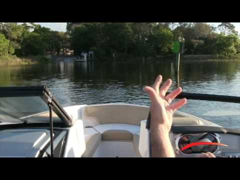 Thrust Vector vs Factory Steering for BRP Powered Jet Boats