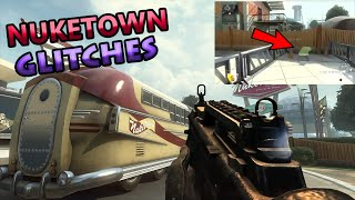 Black Ops 2 Nuketown Glitches 2016
