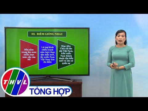 Lịch sử  – Lớp 12: Cách mạng dân tộc DCND miền Nam Việt Nam giai đoạn 1961 – 1973 | DHTTH