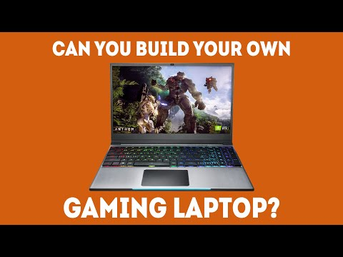 Can You Build Your Own Laptop? [Answered]