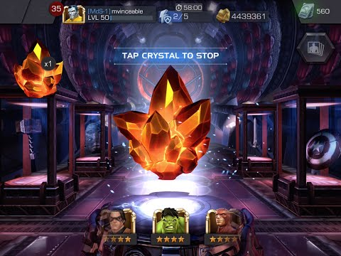 Opening 1007 Crystals | Marvel Contest of Champions