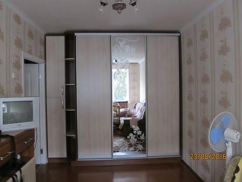 Шкаф купе зеркальный в спальню г. Белая Церковь