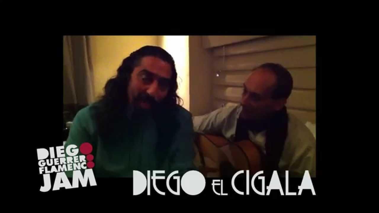 Les habla Diego El Cigala...