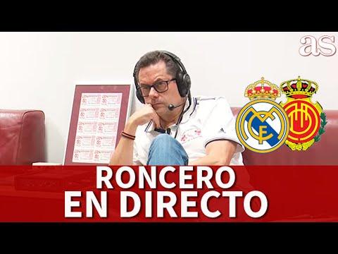 REAL MADRID - MALLORCA | EN DIRECTO la reacción de TOMÁS RONCERO | Diario AS