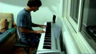 John Mayer - Heartbreak Warfare (Piano Cover Felipe Madasi)