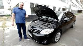 Toyota Corolla 1.6 АКПП 2010 г.в.:обзор, тест, впечатления...