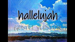 Hallelujah - Gospel Version