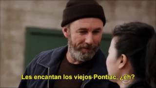 scorpion 3x16 1 parte  cabe, happy and patrick