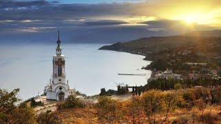 Сказки осеннего леса | Осенняя прозрачность Крыма | Bright colors of autumn (HD)